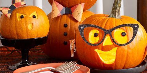 65 Pumpkin Carving Ideas for Halloween 2020- Creative Jack o .
