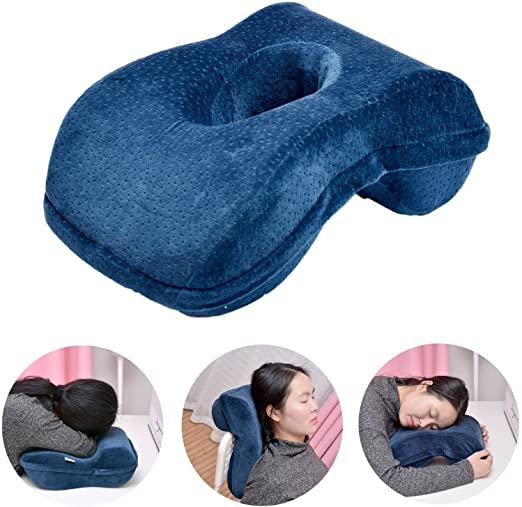 Amazon.com: WOWSEA Nap Sleeping Pillow - Bamboo Charcoal Pure .