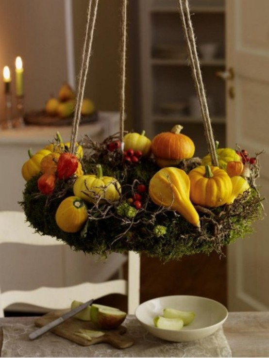 35 Harvest Decoration Ideas For Thanksgiving - DigsDi