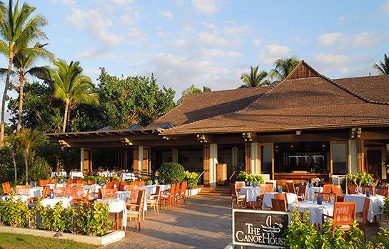 Restaurants on The Big Island | Mauna Lani Resort - Canoe House .