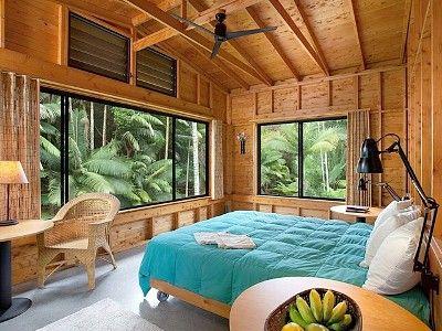 Rental house in Hawaii | Casas madera modernas, Casas estilo .
