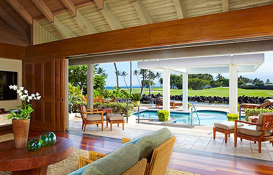 The Mauna Lani Resort Bungalows inspired the place where Hailey .