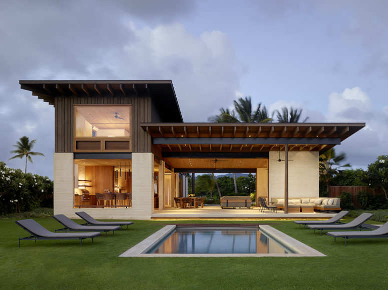 Tropical home designs Archives - DigsDi