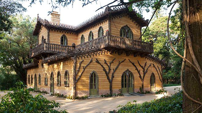 Chalet da Condessa d´Edla | www.visitportugal.c