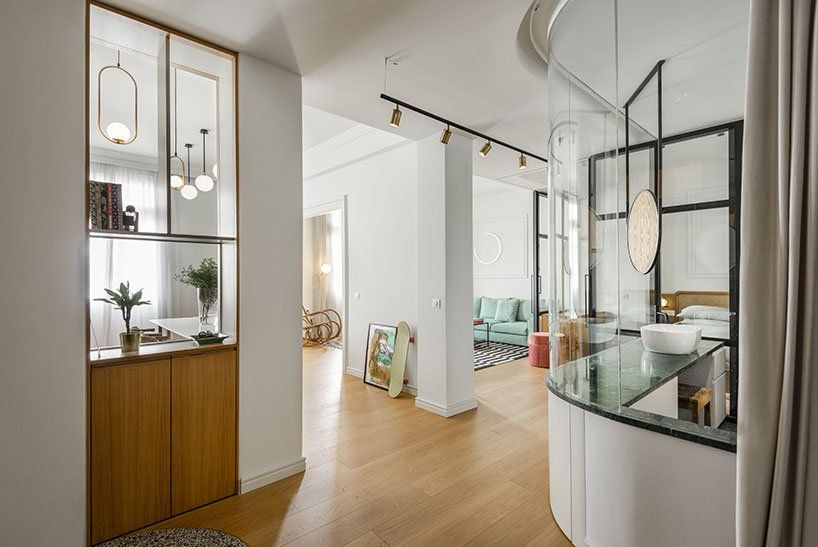 the transparent apartment by urban soul project revives the .