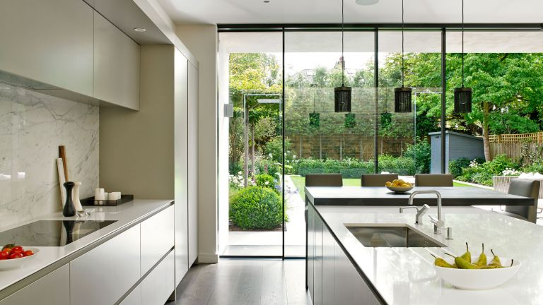 how to plan and design a glass extension | Real Hom