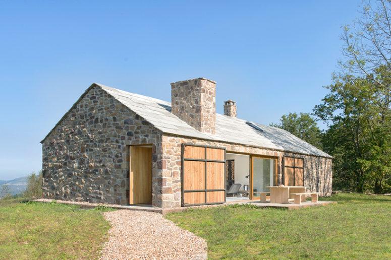 stone house design Archives - DigsDi