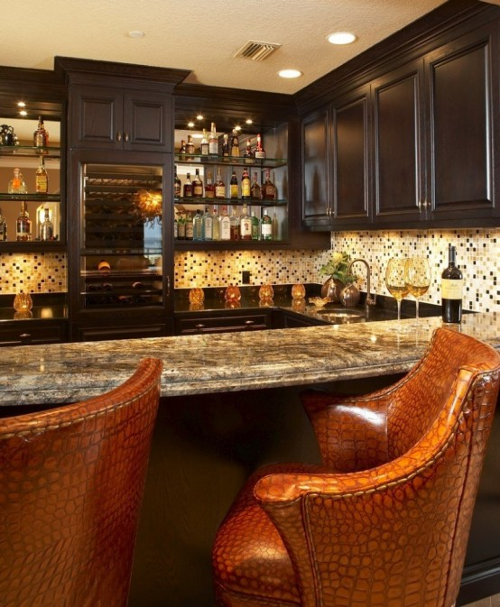 5 Home Bar Designs To Blow Your Mind - DigsDi