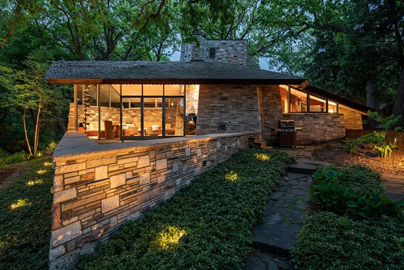 frank lloyd wright's neils house in minneapolis on sale for $2.7
