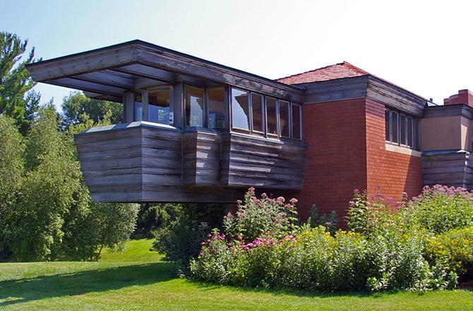 Frank Lloyd Wright Houses: 10 Must-See Mid-Century Marve