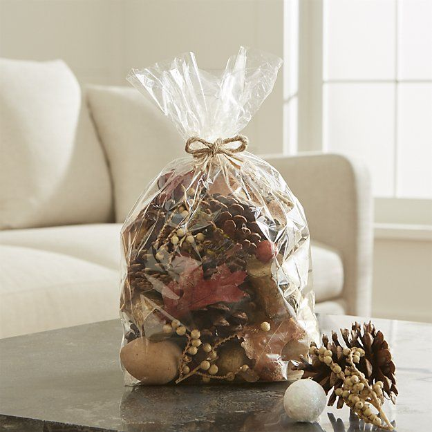 Fill a bowl with this fall-inspired potpourri and fill your home .