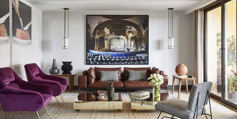 40 Iconic Mid-Century Modern Living Room Ideas - Mid-Century .