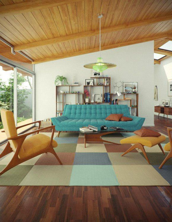 Mid-Century Modern Furniture Can Work in Any Home | Mid century .