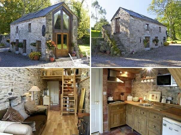 Pin by Reagan on ♔ small tiny houses ♔♕ | Small house, Stone .