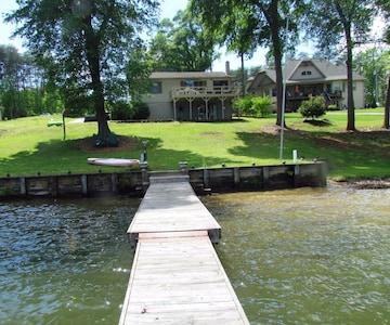 Lake House with amazing lake views - Inm