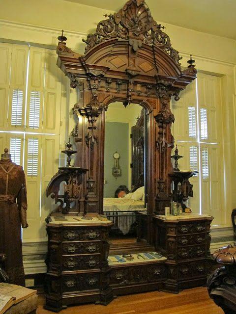 BIG OLD HOUSES: Survival Euphoria | Ornate furniture, Victorian .