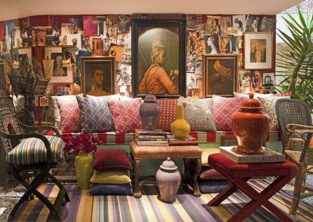 15 Room Ideas Where More is More   Decor, Interior design, Home dec