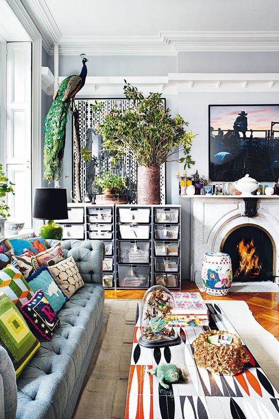 5 Easy tips to follow when decorating an eclectic home   Daily .