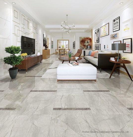 China 24′′x48′′ Glazed Porcelain Vitrified Home Decoration Ceramic .