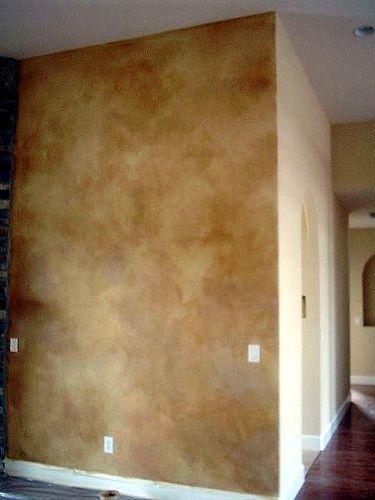 glazed walls 2 | Glazed walls, Tuscan design, Mediterranean home dec