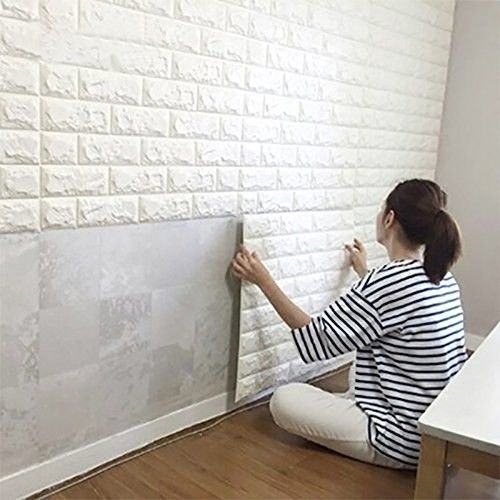 Give your home some character and add texture to your walls with .
