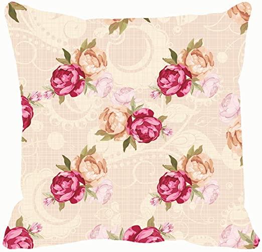 Amazon.com: DIYABC Seamless Floral Pattern Peony Backgrounds .