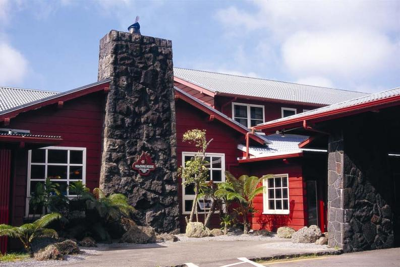 Kilauea's famed Volcano House hotel to remain closed until at .