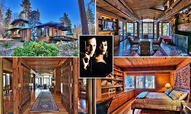 California lodge used to film Bodyguard on sale for $8million .