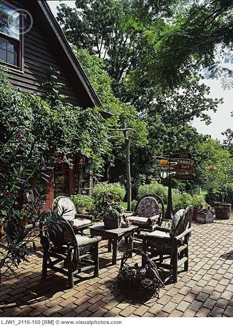 Pin by P.M.B. on Garden Rooms | Patio, Brick patios, Outdoor roo