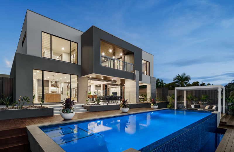 The Design Of 'The Riviera' Is Focused On Indoor/Outdoor Living .