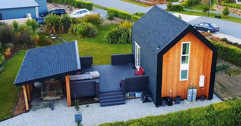 Tiny House Concept Adapted Into Amazing Modern Ho