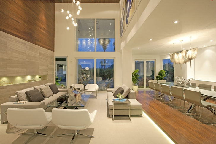 Architectural Drawing Awesome: Modern House Interior Design In .