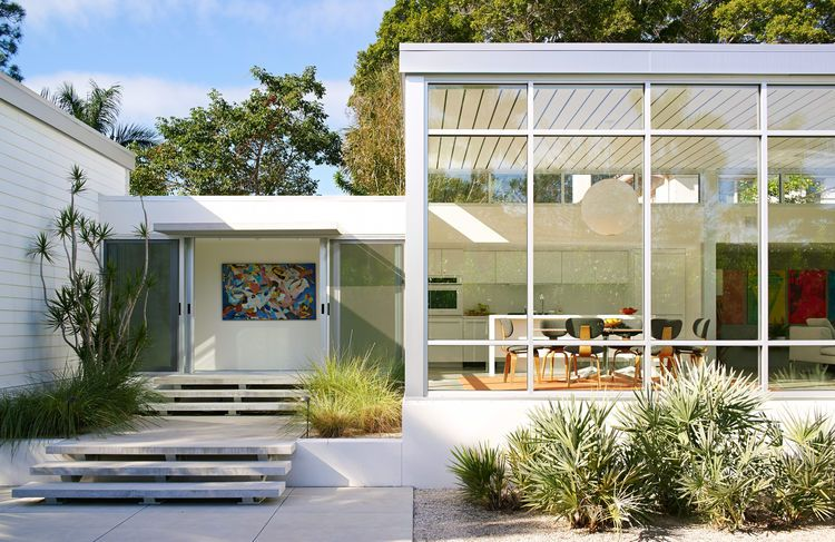 This Sparkling New Home Is a Perfect Remake of Classic Sarasota .
