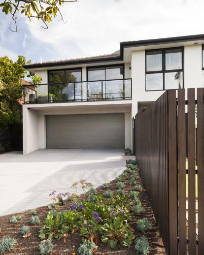 Skylight House (AKA Kew House) | INbetween Architecture | Archel