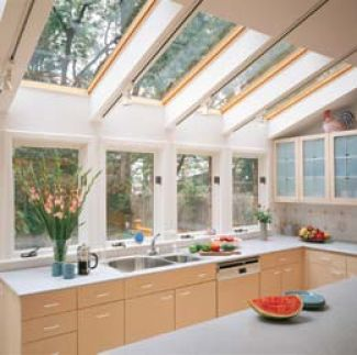 In the House & Skylight Replacement - Universal Ro