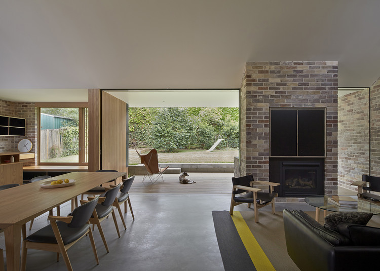 Skylight House / Andrew Burges Architects | ArchDai
