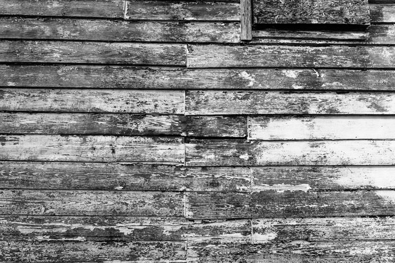 Weathered Wood on the Side of an Old House in Charleston (A0019178 .