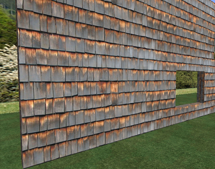 Second Life Marketplace - Antique Wood House Siding Textures .