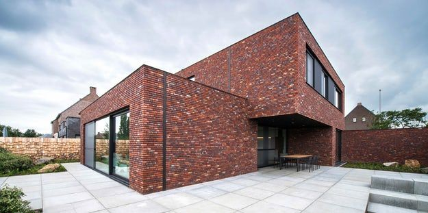 Contrasting Brick: 7 Architects Harnessing Masonry in Bold New .