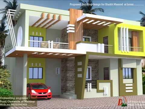 Copy of COLORFUL HOUSES BEST COLORS - YouTube | House colors .