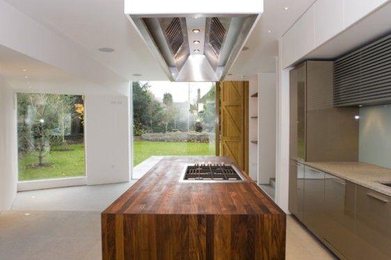 Project: Dulwich Park Houses Description: Speculative development .
