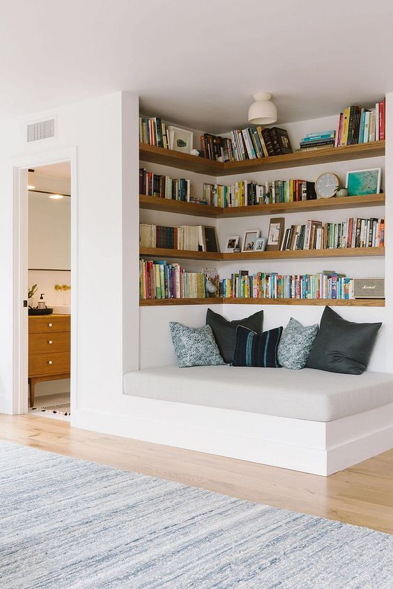 48 Ideas Home Library That Look Fantastic - Interior Design Fans .