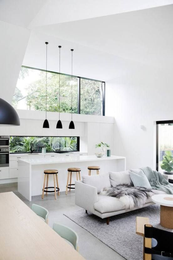 15 Dreamy Minimal Interiors - FROM LUXE WITH LOVE | Minimalism .