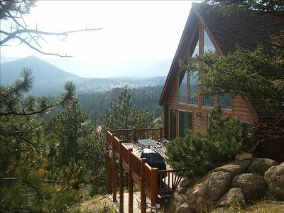 Stunning Rocky Mountain View - Mont Blanc Chalet lic#3180-P .