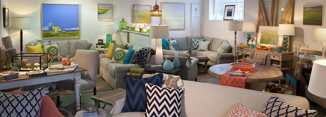 Summer House Furnishings: A unique furniture store for inspiration .