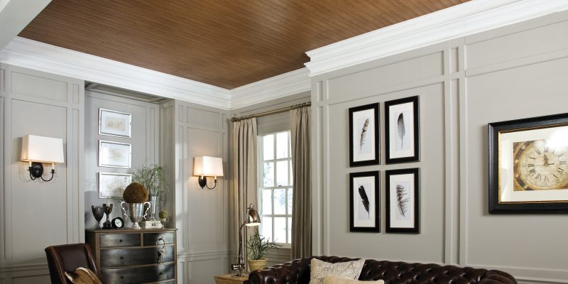 Wood Ceiling Planks | Ceilings | Armstrong Residenti