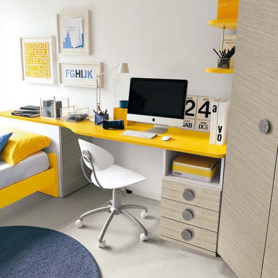 How To Customize Kids' Desks: 29 Creative Ideas - DigsDi