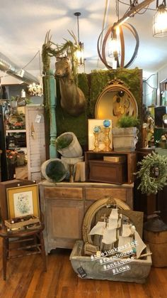 459 Best Decorating with Vintage Items images in 2020 | Vintage .
