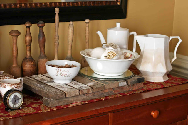 Vintage Touches - Decorating Ideas for your Country Home - The .