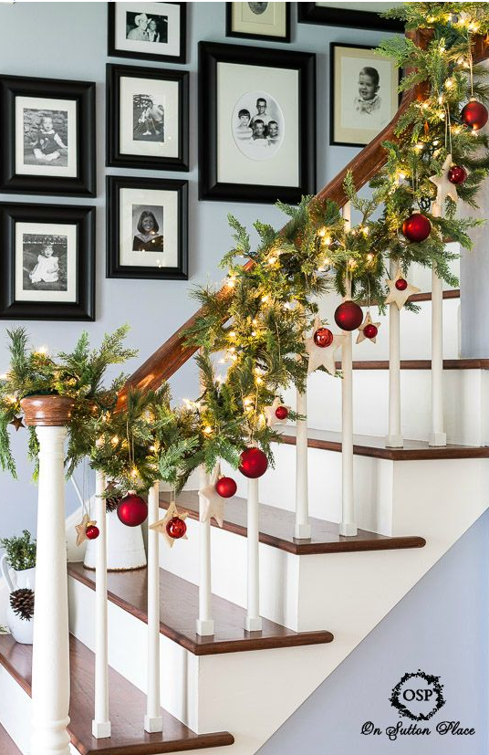 Creative Christmas Decorating Ideas For Every Room in Your Home .